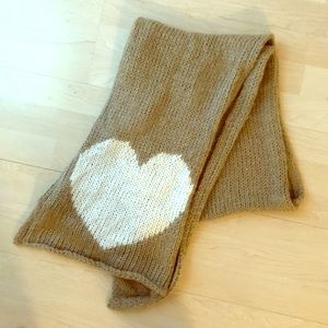 Wooden ships scarf